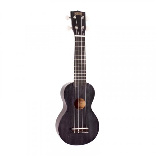 Mahalo MK1PWTBK M1 Kahiko Plus Wide Neck Series