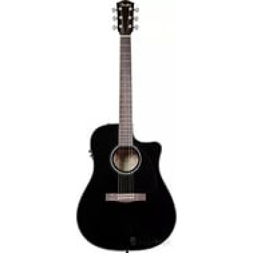 Fender DG-60CE Dreadnought Black