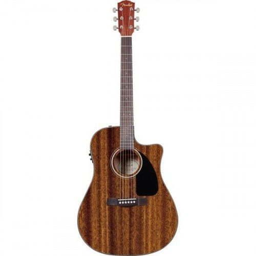 Fender CD-60CE All Mahagony