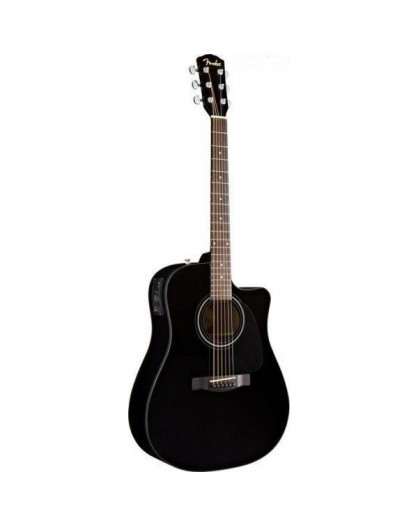 Fender CD-60CE Black
